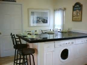 washer and dryer in kitchen washer and dryer in island of kitchen kitchen pinterest