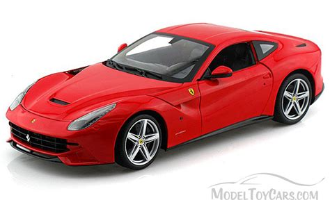toy ferrari model cars ferrari f12 berlinetta red mattel wheels bcj72 1