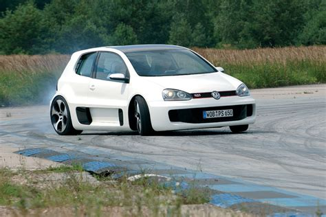 Volkswagen Golf W12 by Concept Cars Volkswagen Golf Gti W12 650