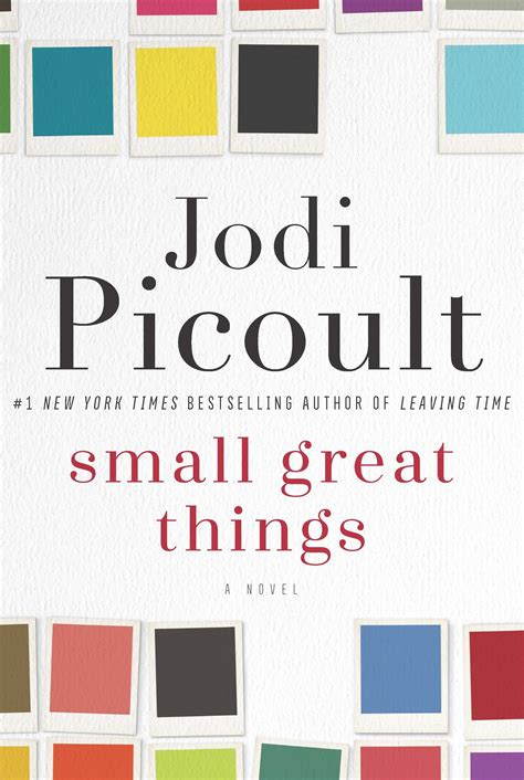 small great things by jodi picoult out oct 11 the 25 books you re going to want to curl up