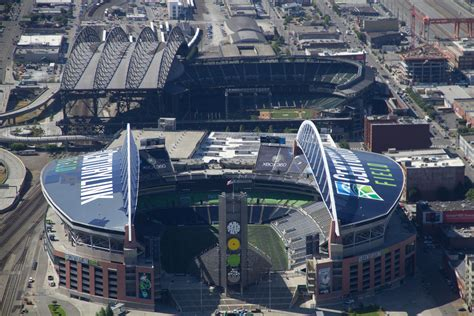 the 5 best nfl stadiums to visit thrillist