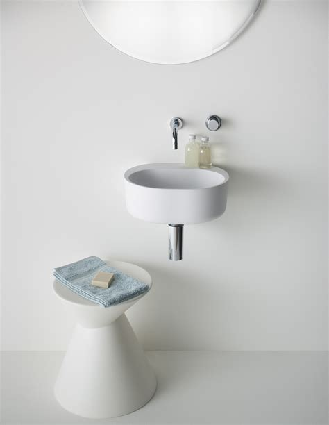 omvivo lilli 400 basin luxury basins made from solid surface