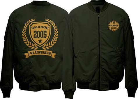 desain jaket bomber keren desain jacket bomber arteast custom design desain kaos
