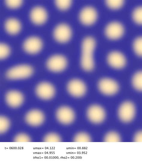 pattern formation in diffusion limited crystal growth pattern