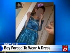 forced me to wear makeup christle prado arrested for forcing her son to dress up as