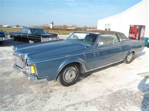 1971 lincoln continental for sale 1971 lincoln continental iii for sale classiccars
