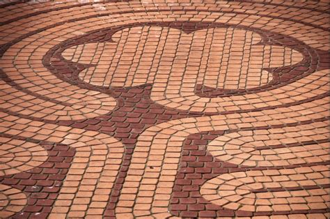 51 brick patio patterns designs running bond
