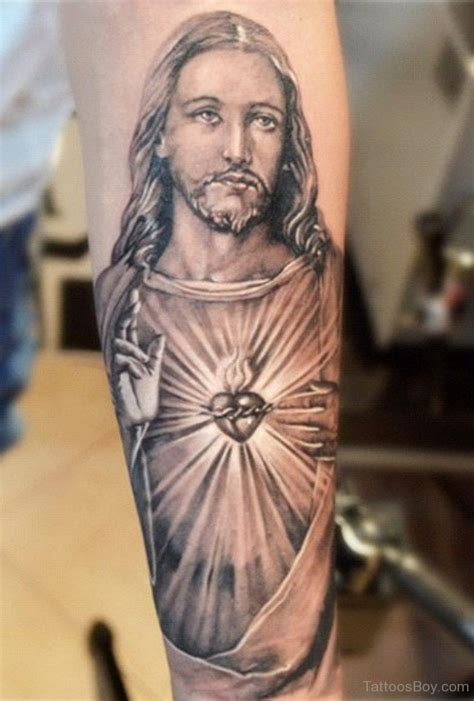 jesus 3d tattoo religious tattoos designs pictures page 4