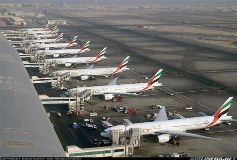 emirates fleet panoramio photo of emirates fleet