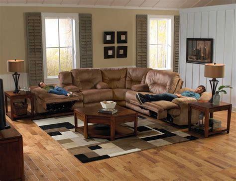 www catnapper catnapper noble sectional sofa set almond cn 1361 sect