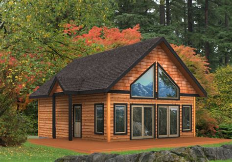 cedar cottages kits 1200 sq ft post and beam home studio design gallery