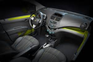 Spark Interior Chevrolet Spark 2010 Interior Img 3 It S Your Auto World
