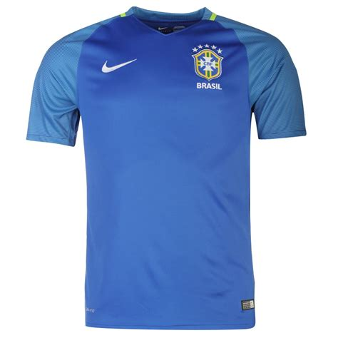 world best soccer jersey iages nike brazil away jersey 2016 jersey mens royal football