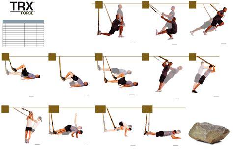 trx en casa trx entrenar en suspensi 243 n con tu propio cuerpo