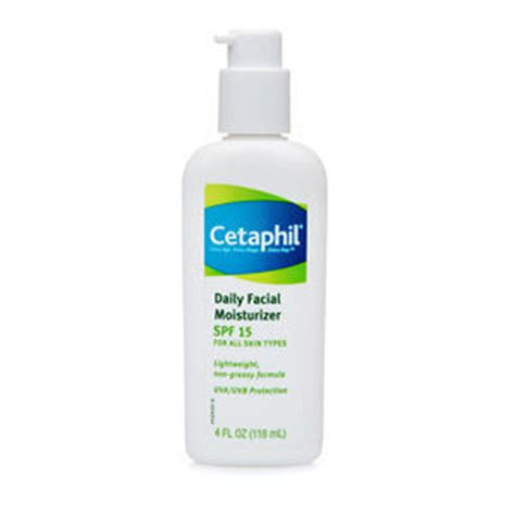 Cetaphil Moisturizer Spf 15 cetaphil daily moisturizer with spf 15 reviews