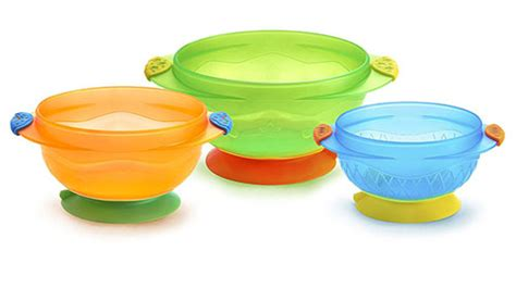 Best Quality Munchkin Stay Put Suction Bowl Termurah top 10 best toddler dishes in 2018 reviews