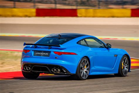 jaguar f type 2017 jaguar f type svr first drive smoother lighter