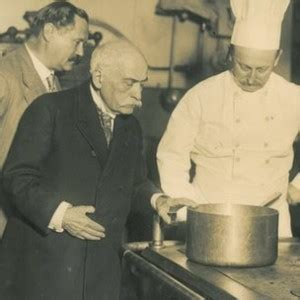 Kitchen On George History Auguste Escoffier Book Of Days Tales