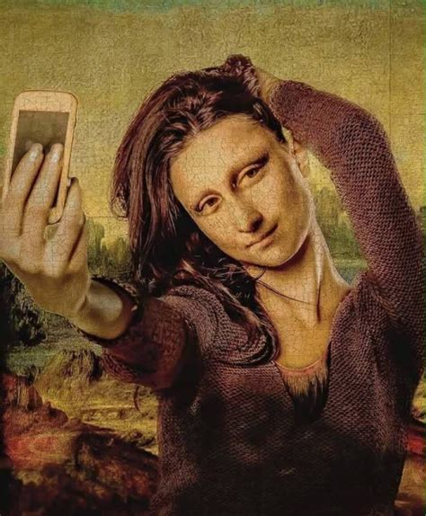 Monalisa Top celia basto 100 monalisa moderna selfie pin pin and mo