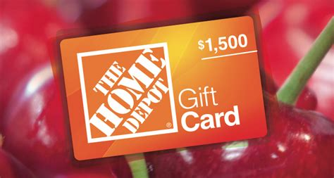Buy Home Depot Gift Card - 1 500 home depot gift card for buying new at highland woods crown highland