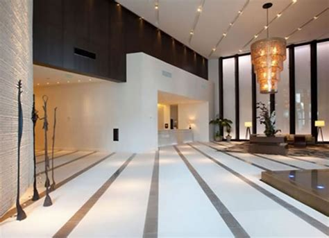 Modern Lobby by Modern Lobby Hotel Design With Luxury Chandelier And