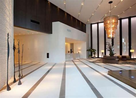 Lobby luxury hotel design viahouse com