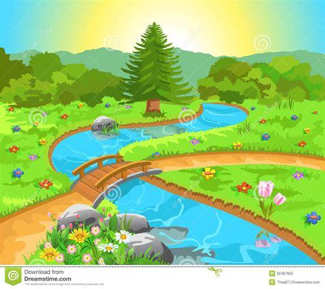 Landscape Graphics Nature Cliparts