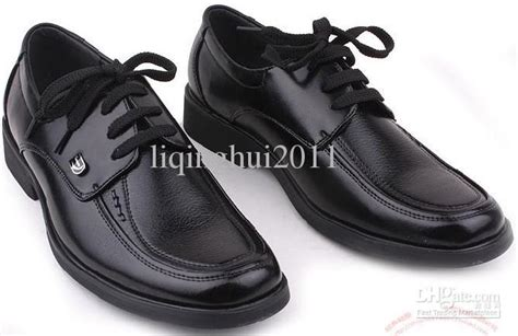 high quality black dress shoes s business casual shoes