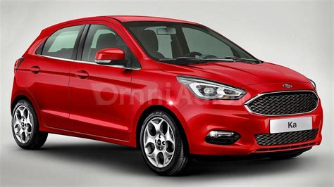 ford europe ford based ka finally coming to europe this year