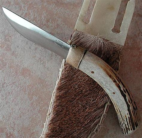 deer antler knives for sale laramie knifeworks deer antler tang a custom