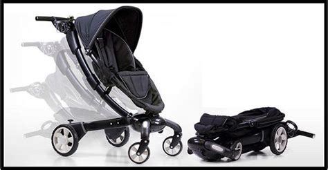 Origami Stroller Canada - power folding origami stroller hits the u s market