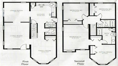 4 Bedroom 2 Storey House Plans by 4 Bedroom 2 Story House Plans 2 Story Master Bedroom Two