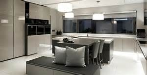 kitchen architects blu line designer kitchen in