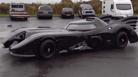 Handmade Cars Uk - road batmobile with working flamethower for sale