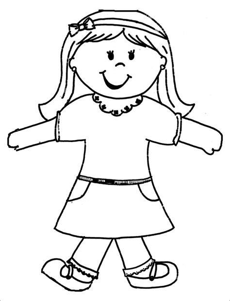 17 Free Flat Stanley Templates Colouring Pages To Print Free Premium Templates Flat Stanley Template Blank