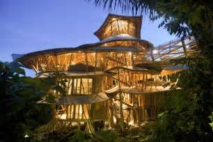 Adobe Style House Plans the house bamboo built ethically fashioned zady com
