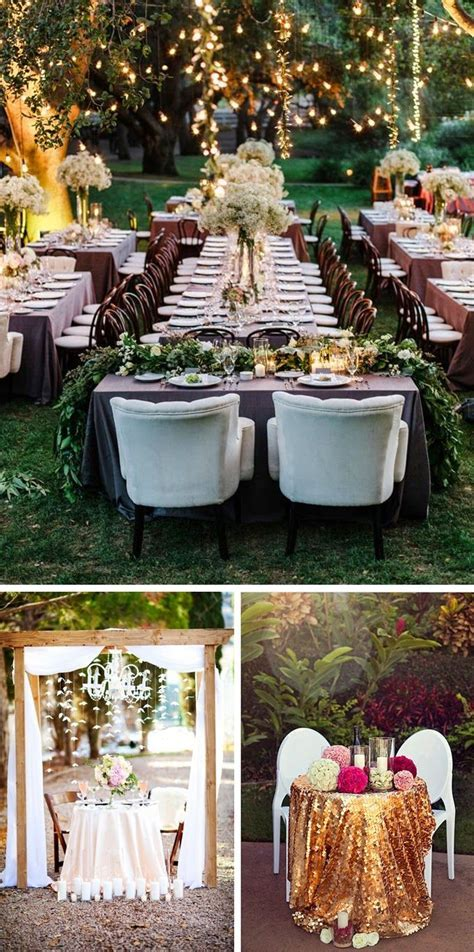 118 best images about Head Wedding Table on Pinterest