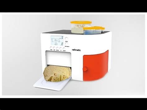 Mixer Roti Portable automatic roti maker rotimatic joins the bread maker