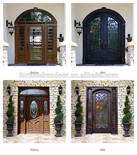 porte in ferro battuto e vetro porte in ferro battuto e vetro prezzi st58 pineglen