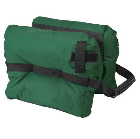 pistol bench rest bags outdoor tack driver shooting bench rest bag gun rest
