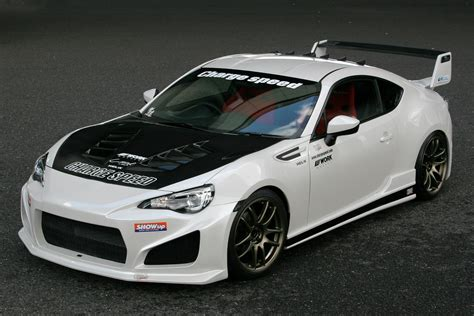 subaru brz custom body kit toyota tuning chargespeed toyota 86 subaru brz aero kit