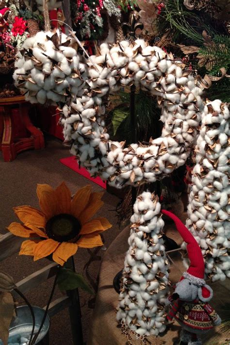 150 best images about cotton bolls decor on pinterest