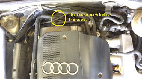 Audi A4 1 8 T Probleme 2000 a4 avant 1 8t need help identifying this part