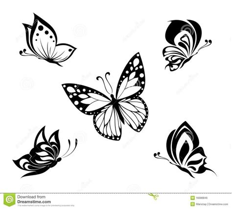 butterfly tattoo designs black and white 32 best black white and purple butterfly tattoos images on