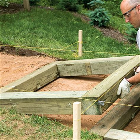 steps with landscape timbers wooden steps diy steps with timbers and brick sand set mortared patios