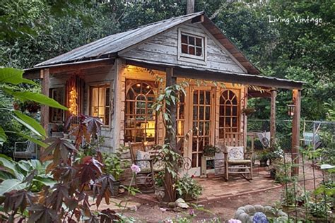 She Shed by These She Sheds Are A Perfectly Serene Escape