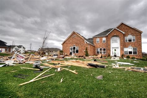 Missouri House State Public Adjuster Tornado Damage Can Be Overlooked By