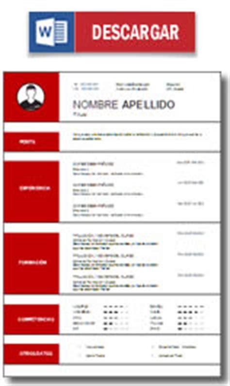 Descargar Plantilla De Curriculum Vitae En Ingles Plantilla Curriculum Vitae Ejemplo Cv Hacer Un Curriculum Modelo Cv