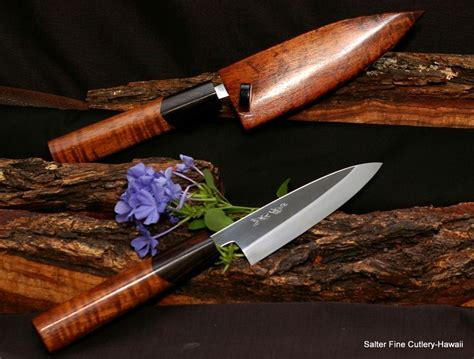 hand forged japanese kitchen knives 9 best joe edson custom kitchen knives images on pinterest