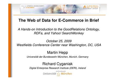 tutorial web e commerce goodrelations tutorial part 4